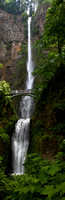 Multnomah Falls Panoramic