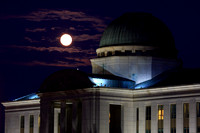 Judicial Building Super Moon 2